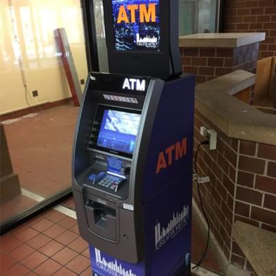 Nautilus Hyosung 5200 ATM Machine