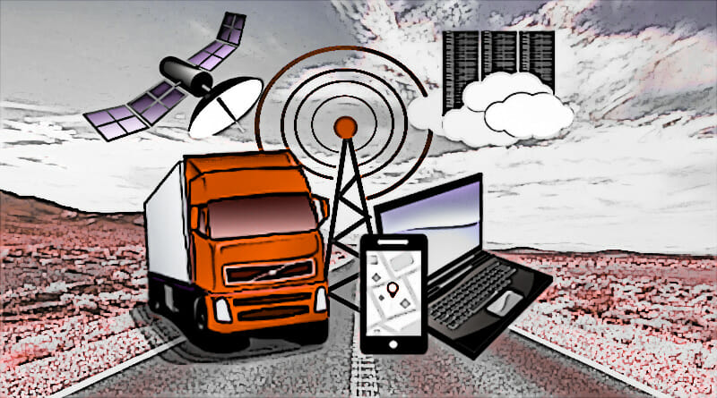 Improving Efficiency and Productivity in Your Fleet with GPS Tracking