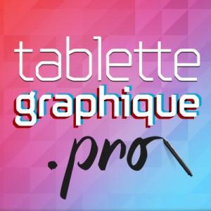 Logo de tablette Graphique.pro