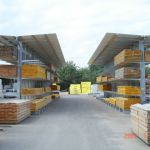 Rayonnage-stockage : Solution de stockage à moindre coût