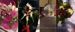 bouquet de fleurs wedding planner