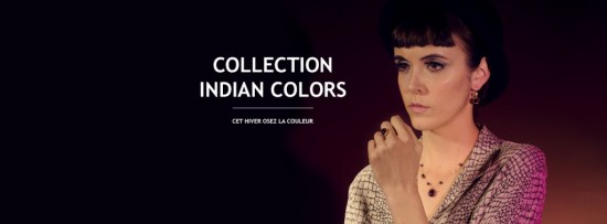 Collection INDIAN COLORS