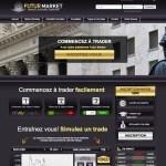 Futurmarket : Essayez-vous à la finance