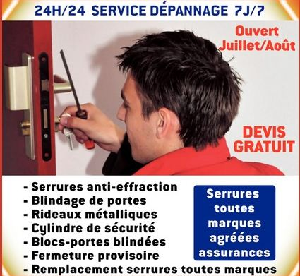 serrurier Fontenay-sous-Bois