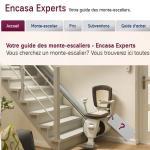 Tk-encasa : monte-escalier et ascenseur