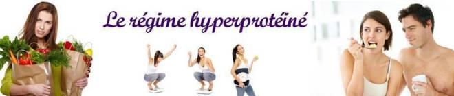 Adoptez le régime hyperprotéiné