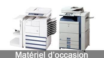 Achat de photocopieur d'occasion