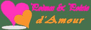 Logo officiel du site web poèmes & poésie d'amour