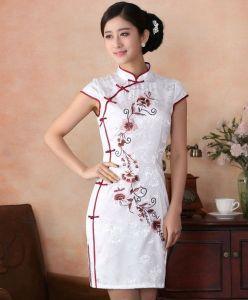 Robes asiatiques courtes pas cher