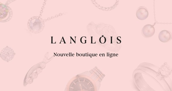 Bijouterie Langlois : Bijouterie en ligne
