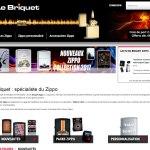 Le Briquet : spécialiste du Zippo