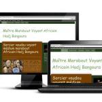 Hadj Bangoura : célèbre voyant médium et marabout africain