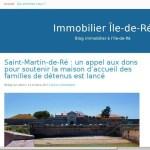 Immobilier île de Ré : pour connaître l'actualité immobilière de l'île