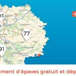 Enlève Epave : épaviste en Essonne
