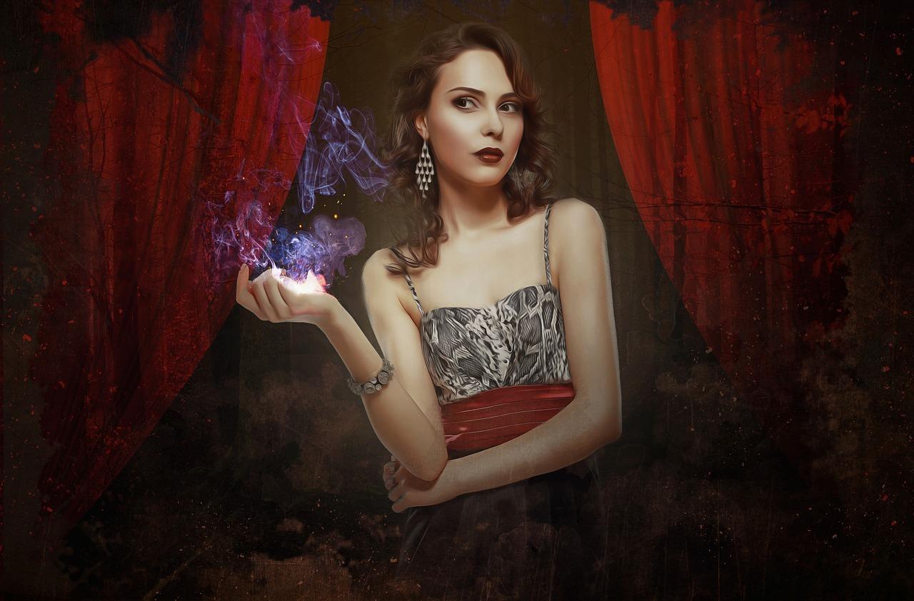 Magicien-ne : la magie au féminin