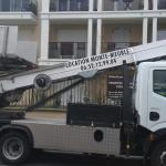 Trevisemontemeubles : location de monte meuble dans la ville de Paris