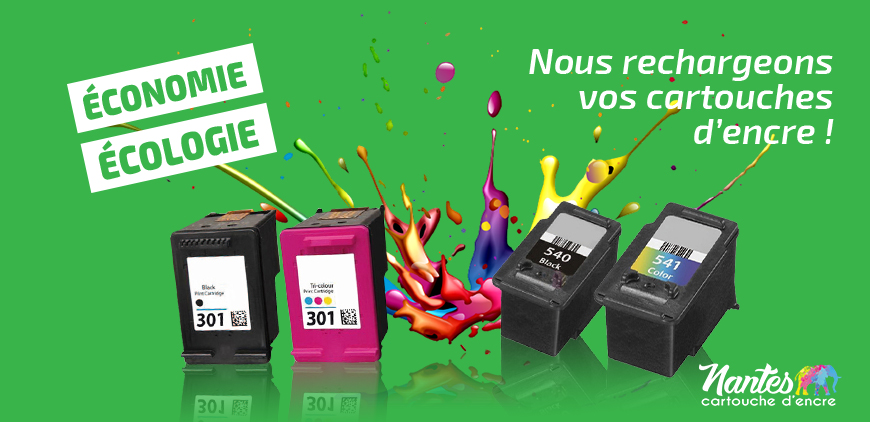 Nantes-cartouche-encre : cartouches d'encre pas chères