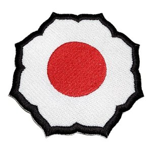 Judô Patch Bordado ATM220 para Kimono Camisa Jaqueta Colete