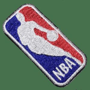 Basquete NBA patch bordado BQT007