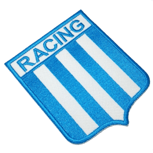 Racing Argentina Futebol Patch Bordado TIAR020