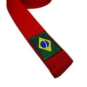 Bandeira país Brasil Patch Bordada passar a ferro ou costura