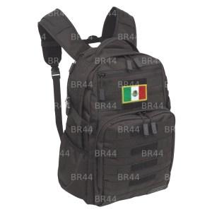 Bandeira México Patch Bordada Fecho de Contato Gancho