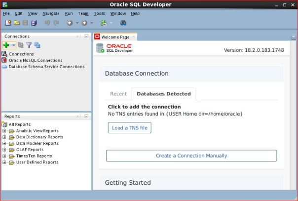 oracle client installation path linux