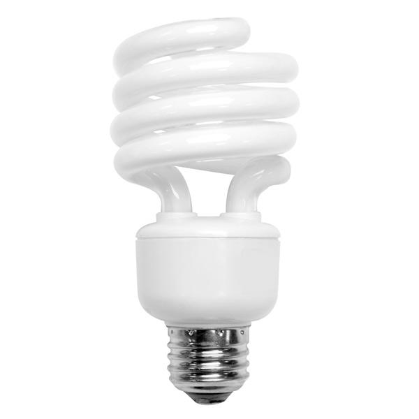 Light Bulb Fluorescent Bluewater Recycling Association