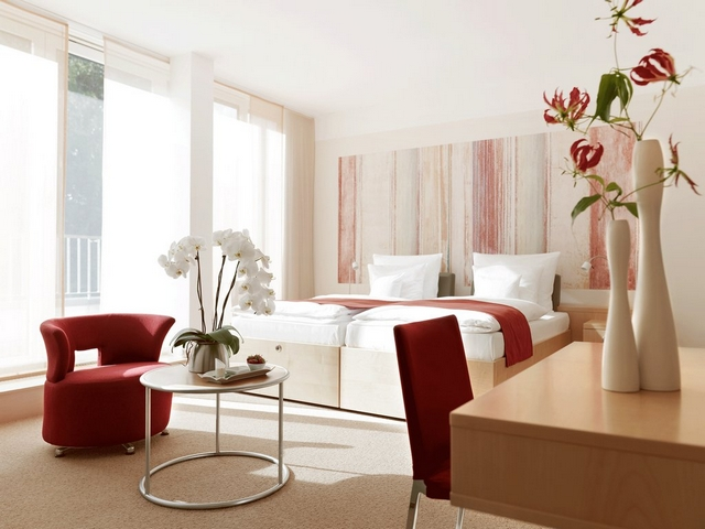 Modern Classic Interiors Ideas at 5 Stars Hotels in ...
