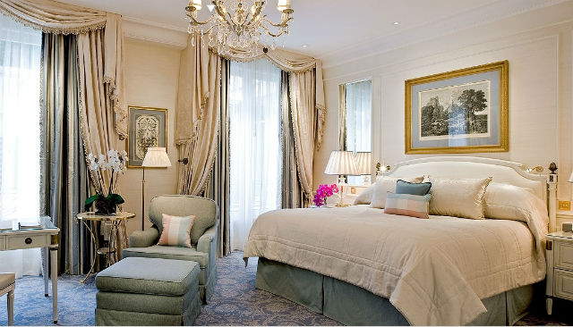 the most beautiful bedrooms in paris