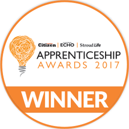 Appenticeship Awards Winner
