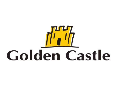 golden castle caravans logo