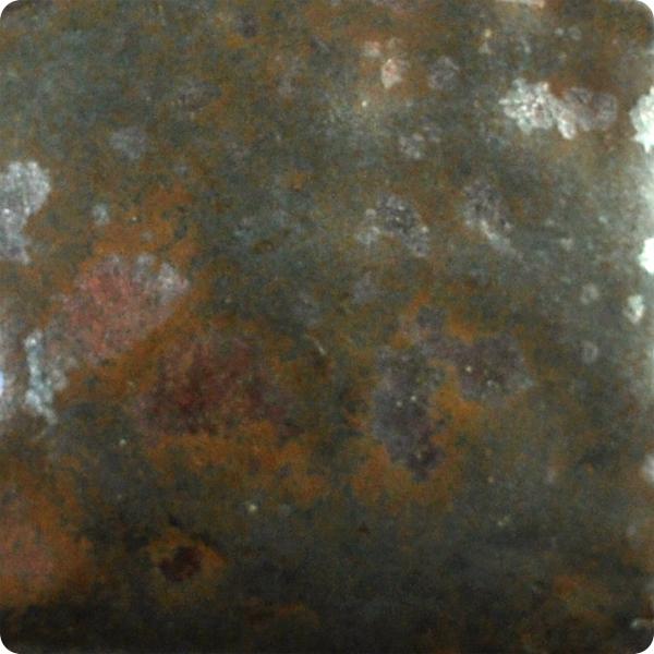 1452 Foiled Chocolate Medium Application