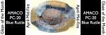 Blue Rutile: April Mid-Fire Glaze of the Month