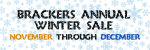 Bracker's Annual Winter Sale