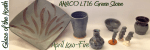 Green Stone – April Low-Fire Glaze of the Month