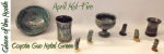 Gun Metal Green – April Mid-Fire Glaze of the Month