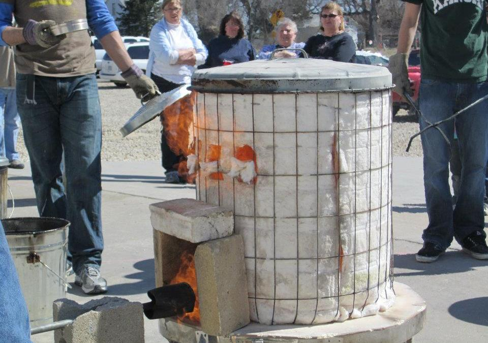Bracker's Raku Workshops