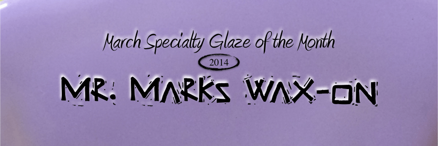 March Specialty Product of the Month: Mr. Mark's Wax-On