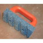 Silicon Carbide Kiln Shelf Cleaning Block