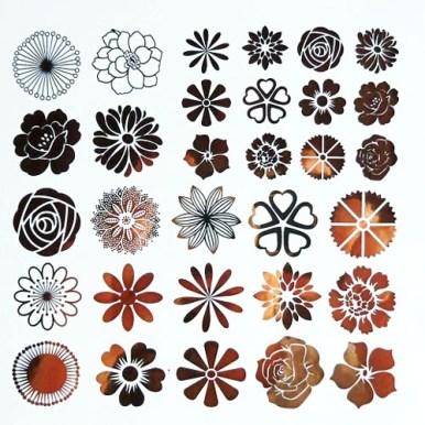 decalsilver-flowers