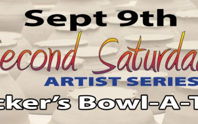 Empty Bowls Bowl-A-Thon Second Saturday: September 2017
