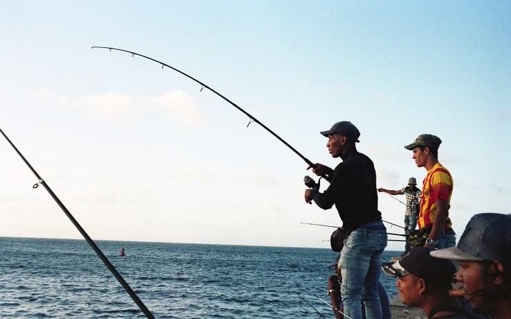 Malecón Fisherman, 2018