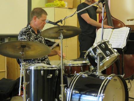 picture of Brad Allen - Kansas City jazz musician