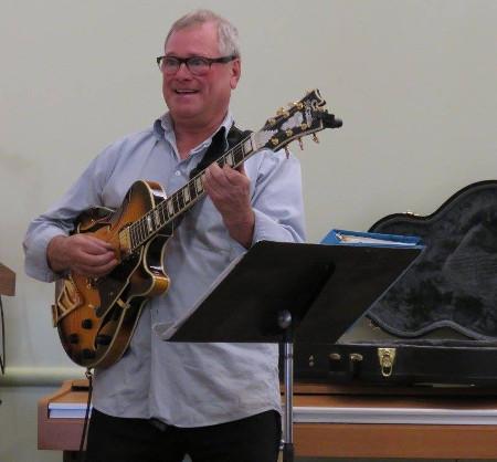 picture of Rob Whitsitt, Kansas City musician