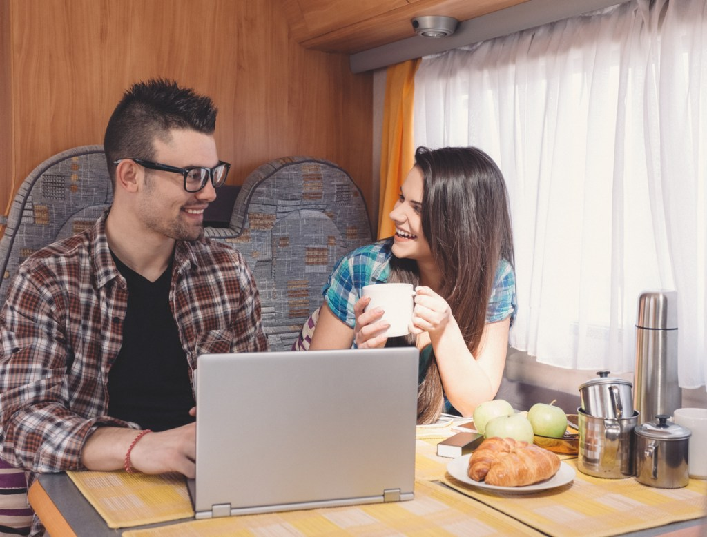 Working on the Road: How to Create the Perfect RV Office
