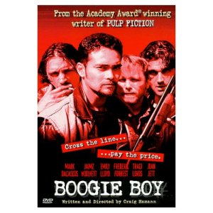 Movie Poster for Boogie Boy