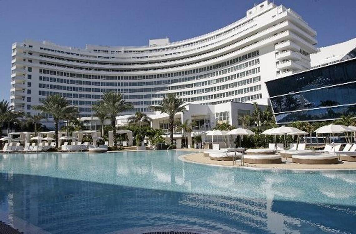 Fontainebleau Hotel Miami 2018 Worlds Best Hotels