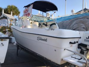 21' Sea Swirl For Sale Bradenton Beach Marina