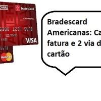 Bradescard Americanas